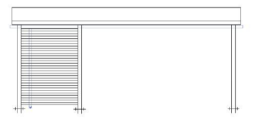 Carport mit abstellraum carport mit abstellkammer for Carport with storage room